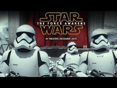 Star Wars 7 teaser #2
