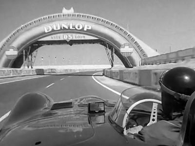 Le Mans en 1956 : comme si vous y étiez !