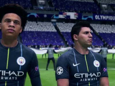 OL - Manchester City : on a simulé le match sur FIFA 19 et le vainqueur est...