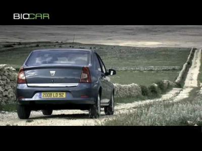 Essai Dacia Logan GPL