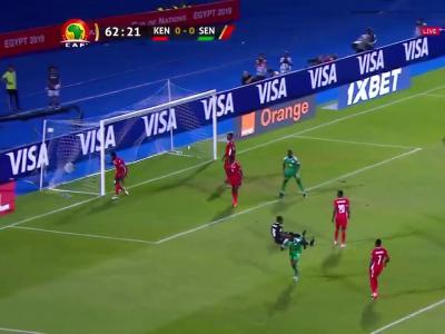 CAN 2019 : le résumé et les buts de Sénégal - Kenya