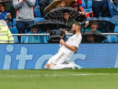 Real Madrid - Levante : le résumé et les buts de la rencontre