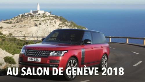 Range Rover Coupé : 1ère photo pour le SUV coupé Premium