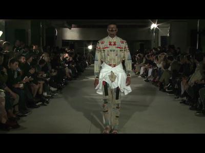 Défilé Givenchy P/E 2014