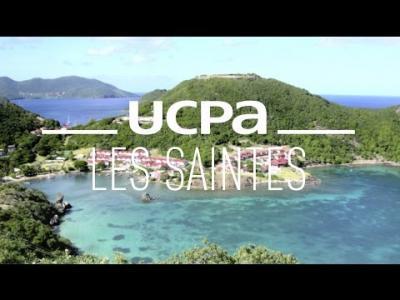 Le centre UCPA des Saintes ( Guadeloupe)