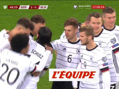 Allemagne - Biélorussie : la qualification de la Mannschaft à l'Euro 2020 !