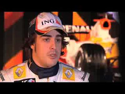 Interview Fernando Alonso