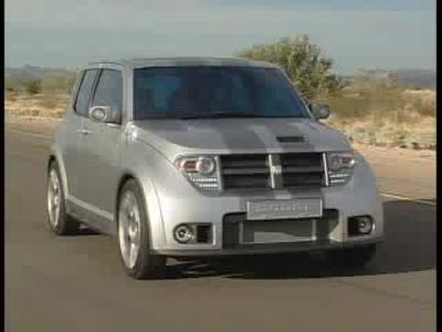Dodge Hornet concept vehicle