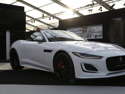 Jaguar F-Type : le coupé au FAI 2020 en vidéo