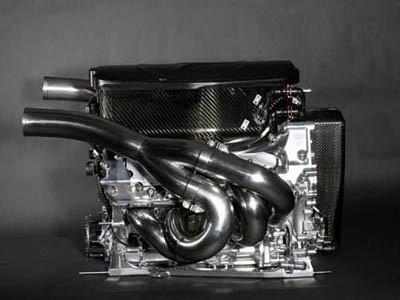 Le V6 Mercedes de F1 2014 fait entendre sa voix