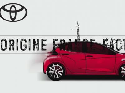 TOYOTA Origine France Factory | On the road