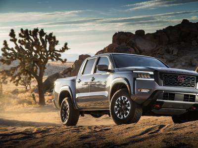 Nissan Frontier (2022) : le nouveau pick-up en vidéo