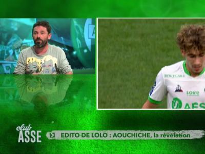 ASSE : l'edito de Laurent Hess sur Adil Aouchiche