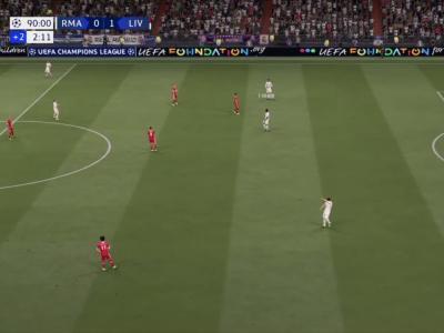Real Madrid - Liverpool : notre simulation FIFA 21 (1/4 de finale aller de Ligue des Champions)