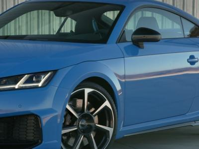 Audi TT RS Restylée : le trailer officiel