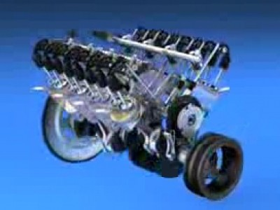 Une nouveau V8 pour la nouvelle Corvette C7