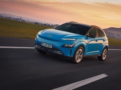 Hyundai Kona Electric (2021) : le restylage en vidéo
