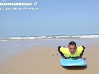 Coach surf #2 - Astuces pour les premiers niveaux