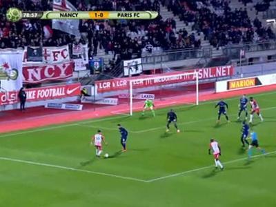 Domino's Ligue 2 (J16) : Retrouvez les 22 buts de la soirée !
