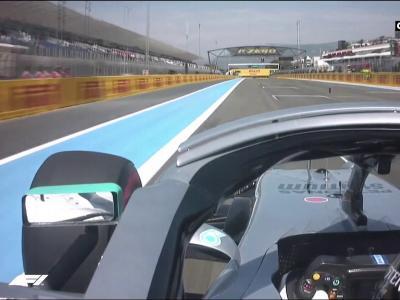 GP de France 2019 de F1 : un tour embarqué avec Hamilton au Castellet