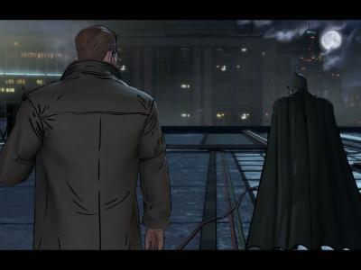 Batman : The Telltale Series - trailer de l'épisode 3 Nouvel ordre mondial (VO)