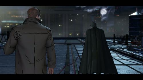 Batman : The Telltale Series - trailer de l'épisode 3 Nouvel ordre mondial (VO)