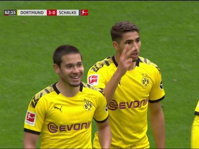Bundesliga : Le Borussia continue de régaler !