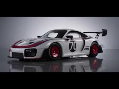 Porsche 935 : vidéo de présentation de l'édition limitée