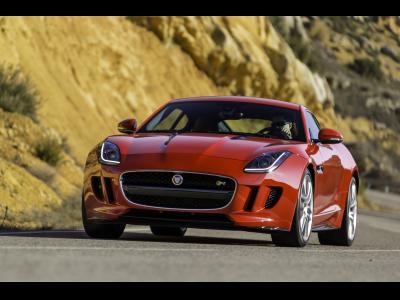 Essai Jaguar F-Type Coupé