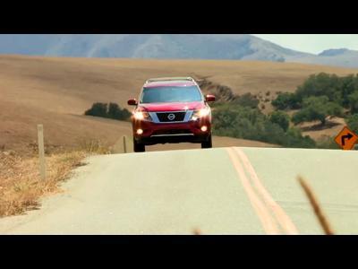 Le nouveau Nissan Pathfinder en vidéo