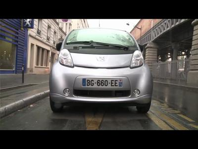 Peugeot Mu passe à la mobilité verte