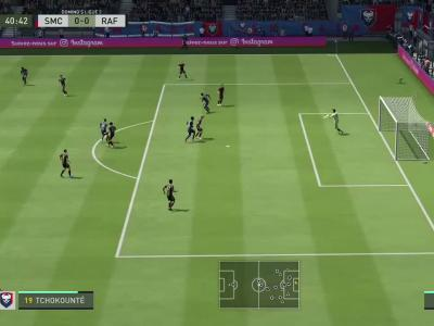 Stade Malherbe de Caen - Rodez AF : notre simulation FIFA 20 (L2 - 36e journée)