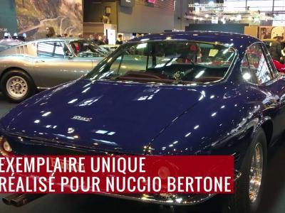 Rétromobile 2018 : Ferrari 250 GT Shark Nose