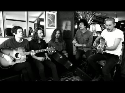 AuDen, Mark Daumail et les Natas loves you : sept garçons dans le vent !