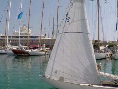 A bon port [S6E32] Panerai Classic Yachts Challenge 2015 #4