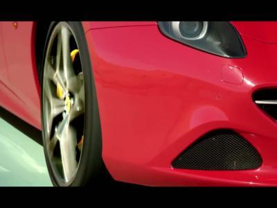 Un rendez-vous en plein désert pour les propriétaires de Ferrari California T