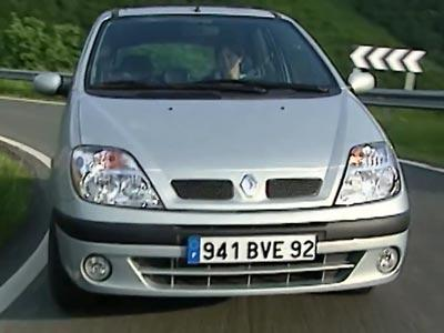 La saga Renault Scenic en vidéo