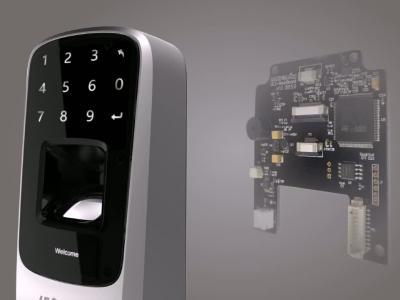 Ultraloq UL3 : la serrure connectée avec lecteur d'empreinte digitale