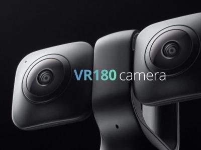 Dual Vuze XR : vidéo de présentation officielle de la caméra 360 et 180°