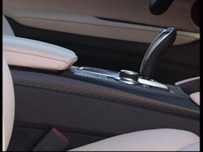 BMW X6 - vues intérieures
