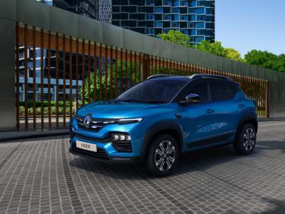 Renault Kiger (2021) : le Captur indien en vidéo