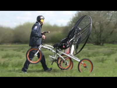 XploreAir, le vélo qui vole