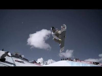 La crème des snowboarders en Nouvelle-Zélande