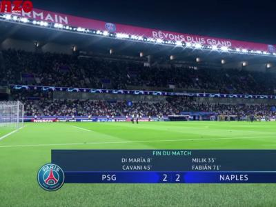 Ligue des Champions : on a simulé PSG - Naples
