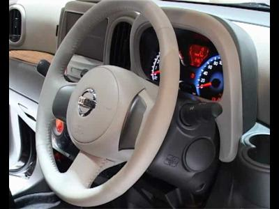Reportage Nissan Cube