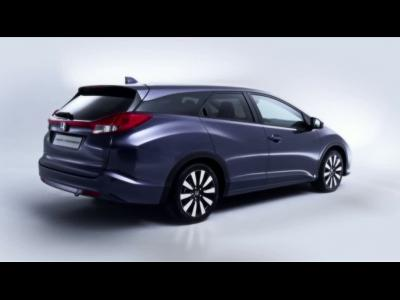 Essai Honda Civic Tourer