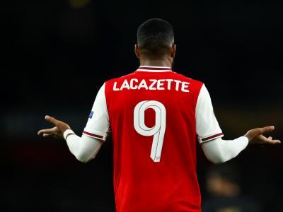 Alexandre Lacazette : ses stats de la saison 2019 / 2020 avec Arsenal