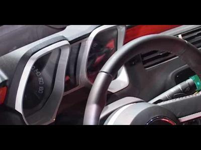 Reportage Chevrolet Camaro