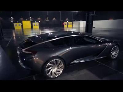 Nouvelle vidéo du concept Opel Monza
