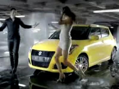 Une publicité Suzuki Swift Sport censurée en Australie